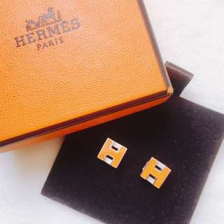 Hermes earring