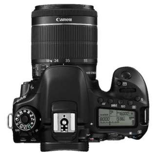 Canon 60d DSLR (used and very good condition)