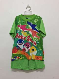Baby sharks shirt & short