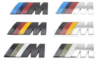 BMW IMM POWER METAL EMBLEM STICKER