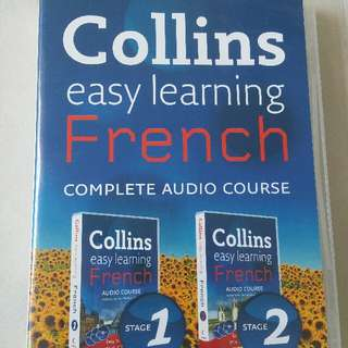 COLLINS Easy Learning French