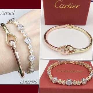 2in1 Cartier Bangle & Bracelet