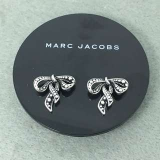 Marc By Marc Jacobs sample Earrings 銀色蝴蝶結耳環