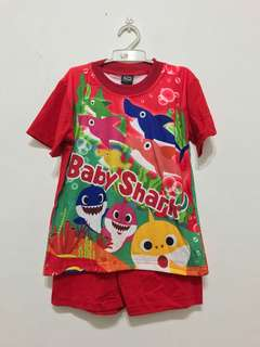 Baby sharks shirt & pants