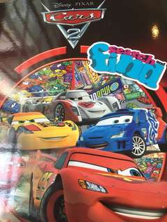 Cars 2: Search and Find