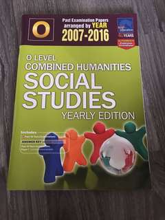 O Level Past Exam Combined Humanities Social Studies