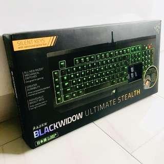Razer Blackwidow Ultimate Stealth