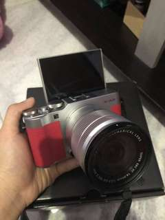 Jual kamera fujifilm xa3