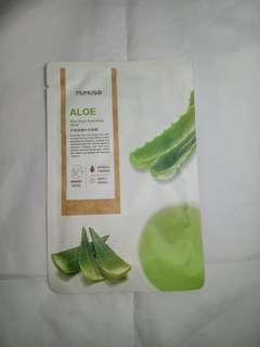 Mumuso Aloe Vera Face Mask
