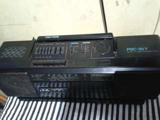 Radio Classic Stereo System PSC-35T #BIL2018