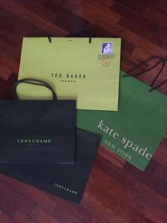 Branded Paperbags