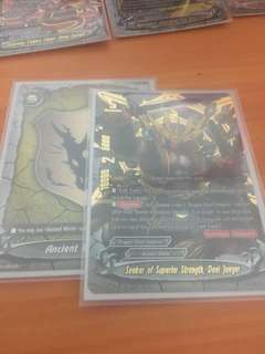 Buddyfight - Duel Jaeger OTK Deck