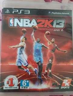 🚚 NBA PS3遊戲