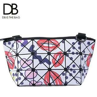 Bao Bao Issey Miyake style 23cm Sling Bag