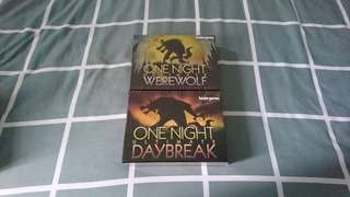 🆕 One Night Ultimate Werewolf Card Game Bundle