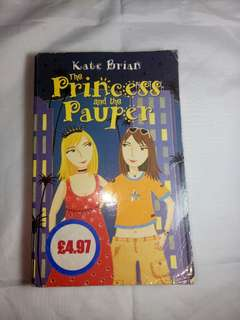 The Princess & the Pauper book