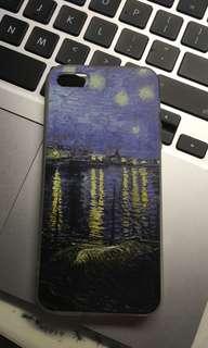 梵高 手機殼 iPhone SE/5/5S case