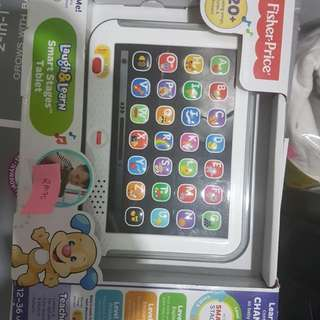 Fisher Price Smart Learninf Tablet