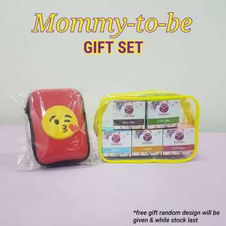 Tasneem Naturel MOMMY Gift Set