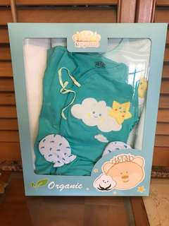 100% new! 0-6 month Baby Gift Set