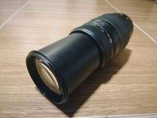 Tamron 70-300 mm (unused)