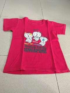 Kaos Anak from Singapore