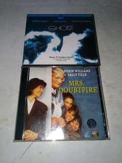 Original VCDs