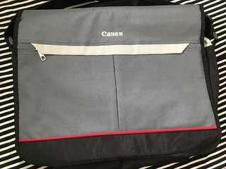 Tas Canon / Bag / Sleeve laptop