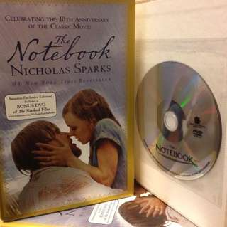 The Notebook by Nicholas Sparks (Amazon Exclusive Edition)