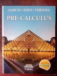 Pre-Calculus Senior High School Book