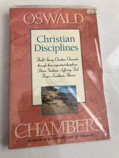 Christian disciplines Oswald chambers
