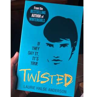 Twisted - Laurie Halse Anderson