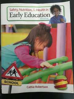 Safety, Nutrition & Health in Early Education
