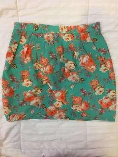 Gaudi Vintage Floral Skirt