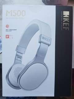 Headphone KEF M500