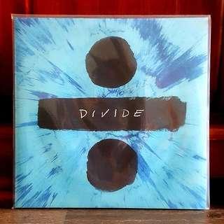 Ed Sheeran Divide Vinyl
