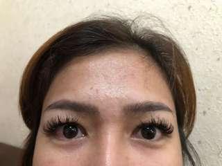 Eyelash extension promo murah sambung bulumata murah