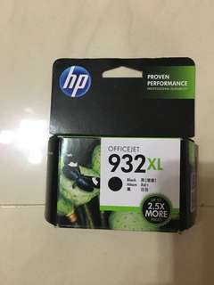 HP Office Jet Ink Cartridge 932 XL Black