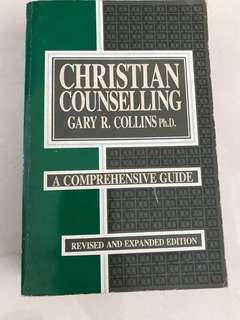 Christian counseling by Gary Collins