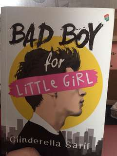 Novel Bad Boy for Little Girl