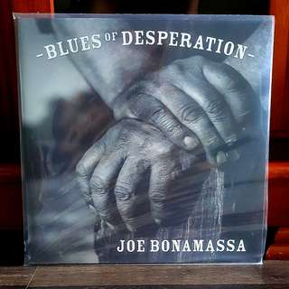 Joe Bonamassa – Blues Of Desperation