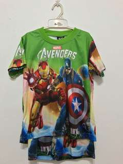 Marvel Avengers shirts & pants