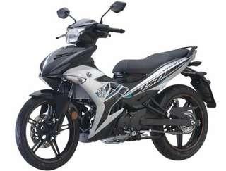 Yamaha y15...standart..