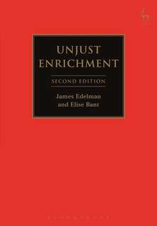 Unjust enrichment by Edelman and Bant