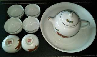 瓷器茶具組