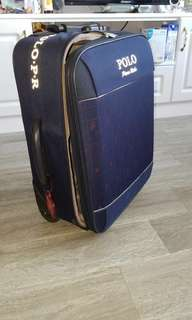Luggage suitcase 行李箱 旅行箱 95% new 可 hand carry handcarry
