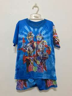 Ultraman boys shirt & pants