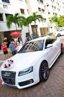 Wedding Car 2018 promotion