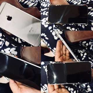 Iphone 6S, SILVER, 16GB bisa nego!!!