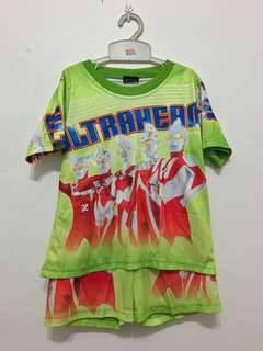 Ultraman boys shirt & pants